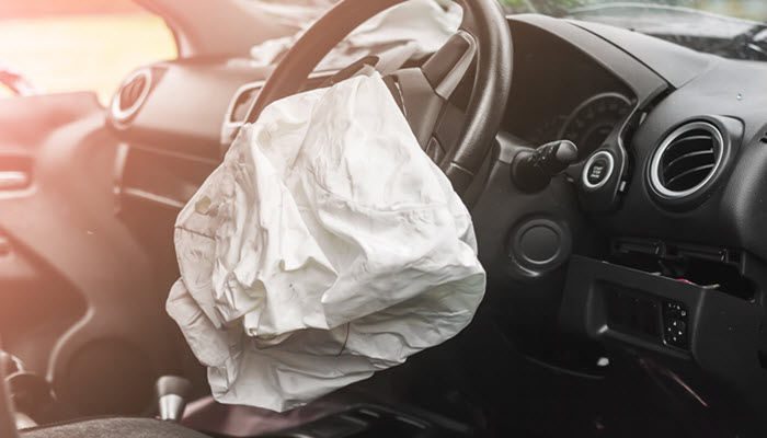 an analysis of the importance of airbags in automobiles 2015-7-16 with the growing importance of  bmw group uses x-ray measurements for vehicle analysis  this technology replaces passenger airbags that would.
