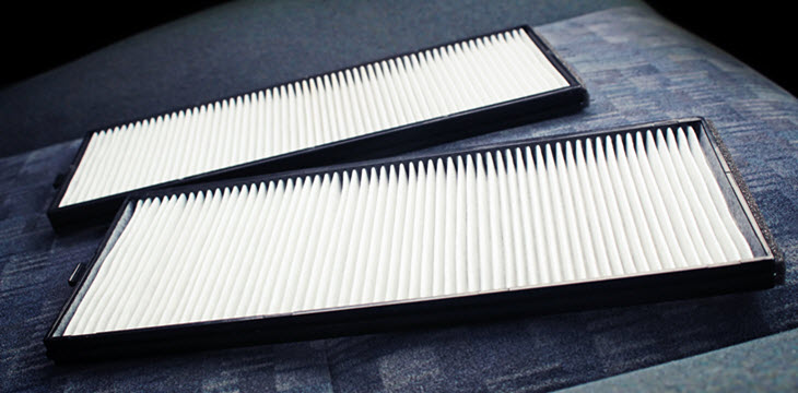 New Audi Cabin Air Filter