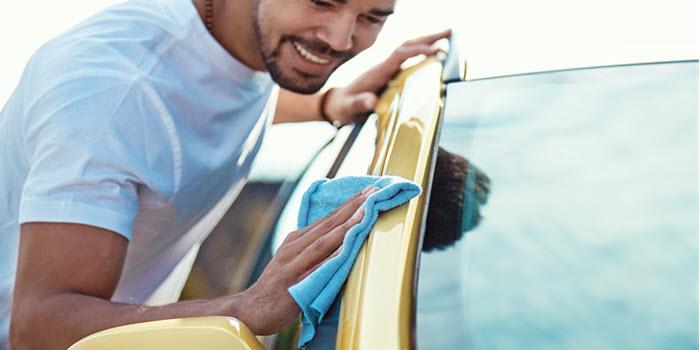 Mercedes Paint Maintenance